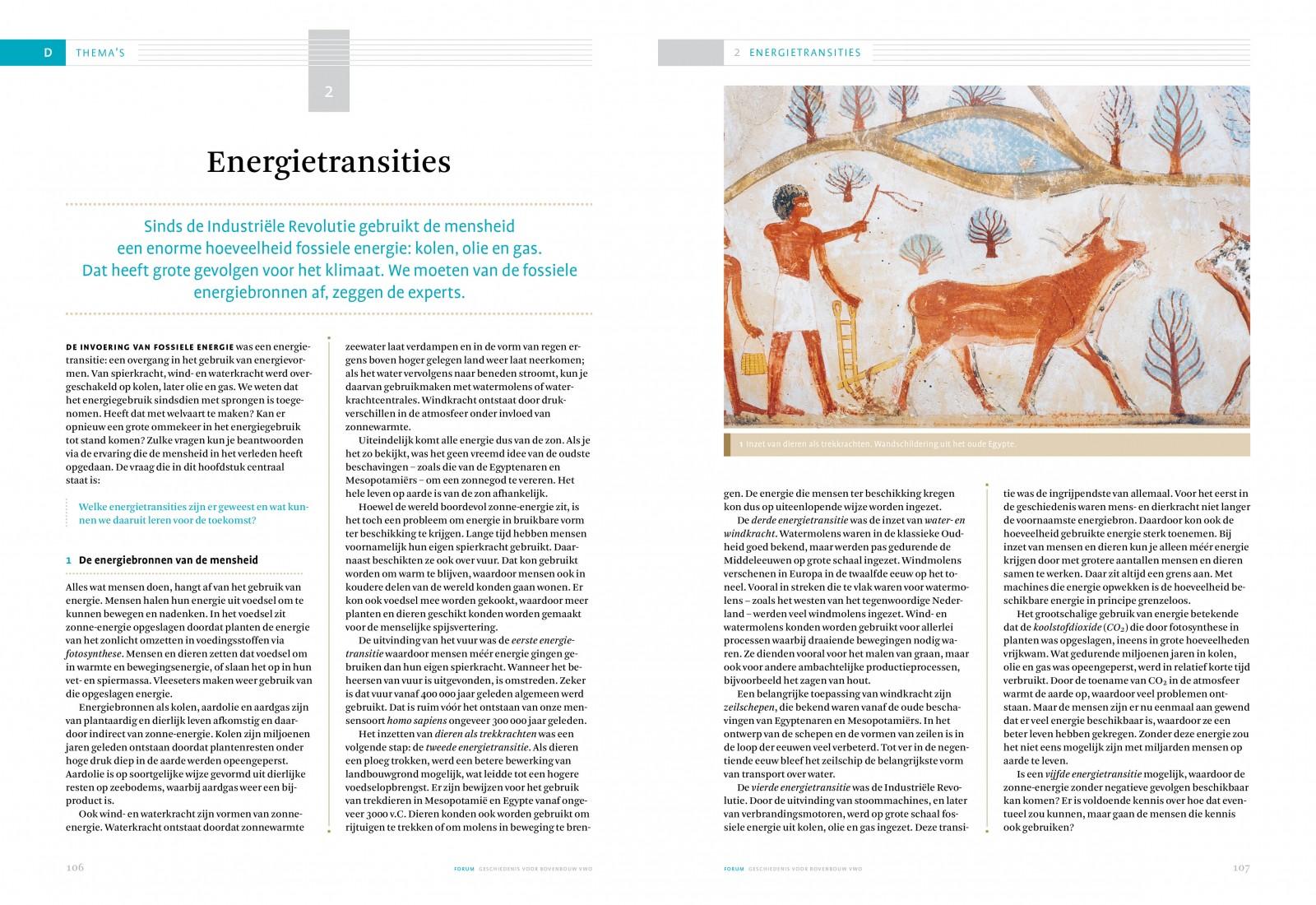 Forum tekstboek VWO energie